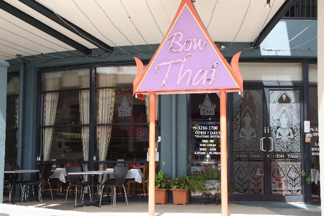 Bow Thai Restaurant Brisbane