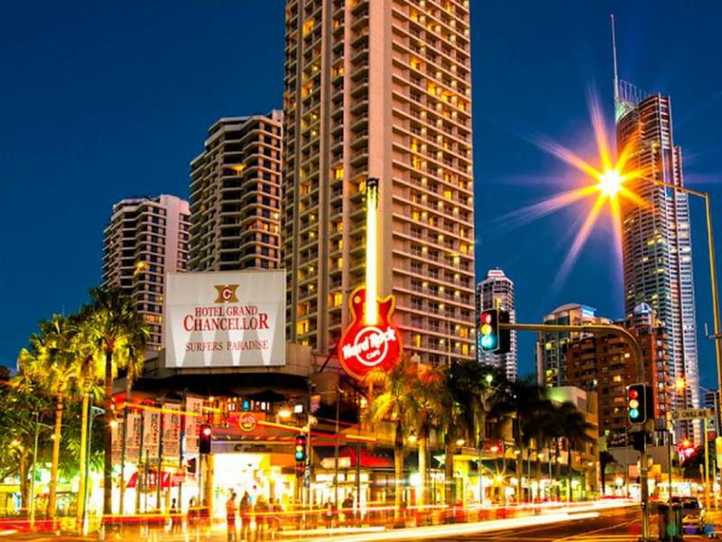 Hotel Grand Chancellor 4* hotel Surfers Paradise Gold Coast