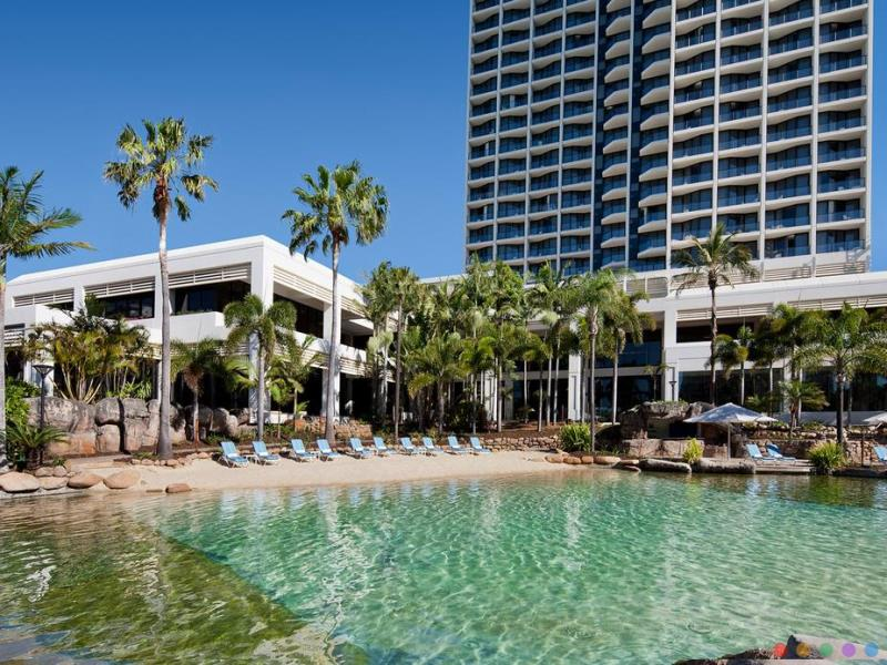 Marriott Resort and Spa Surfers Paradise Gold Coast
