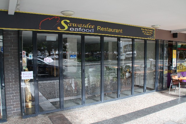 Sawasdee Thai Seafood Restaurant West End Brisbane