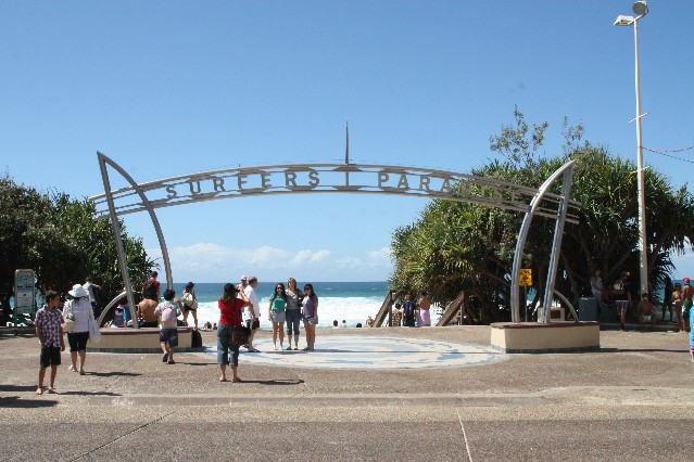 Surfers Paradise Gold Coast Queensland